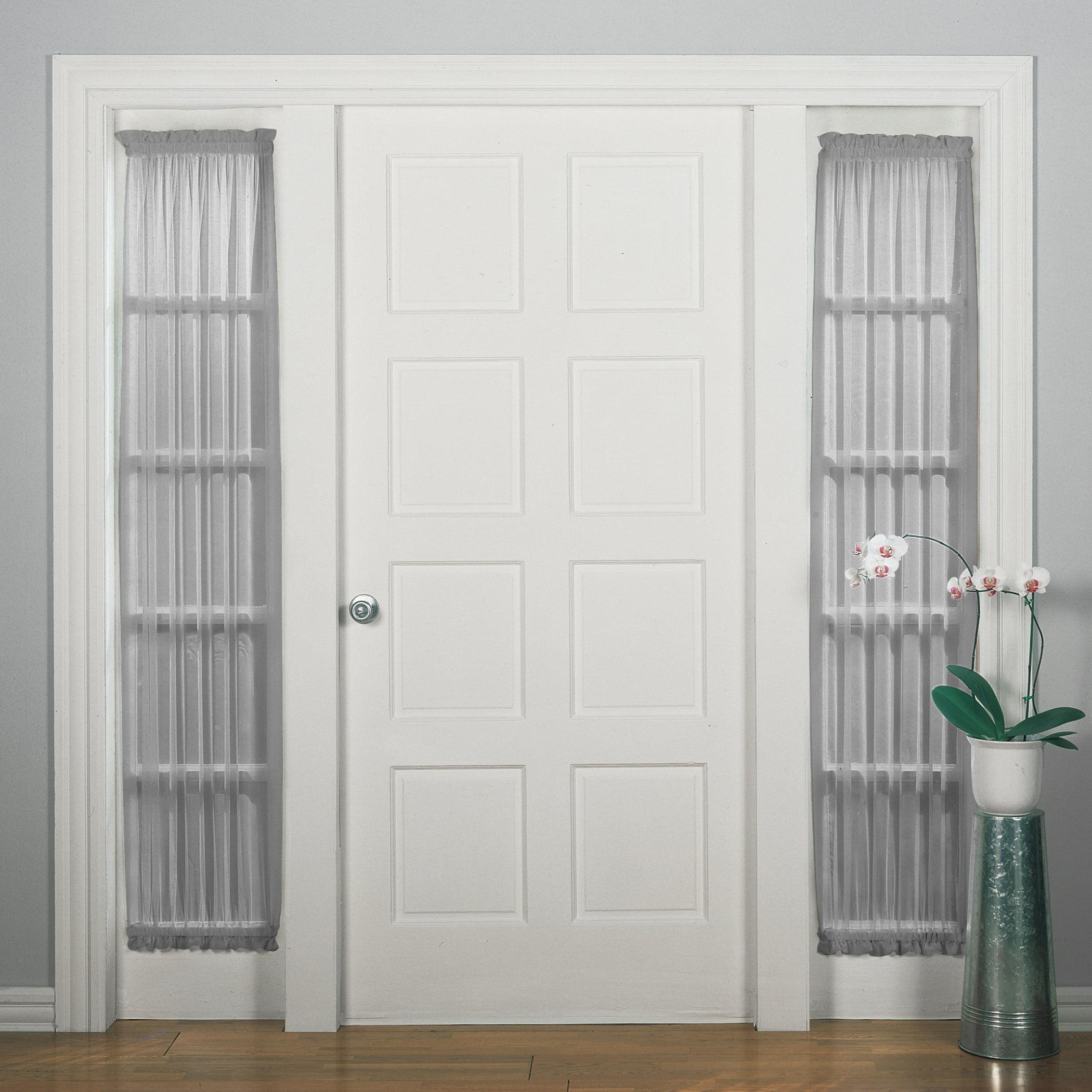 No 918 Emily Sheer Voile Door