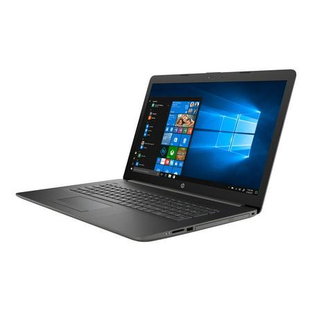 HP 17-by0053od - Core i3 8130U / 2.2 GHz - Win 10 Home 64-bit - 4 GB RAM - 1 TB HDD (16 GB SSD cache) - DVD-Writer - 17.3