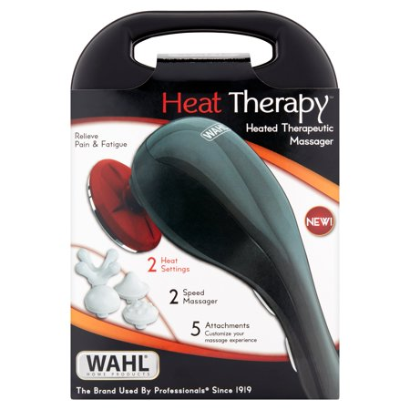 Wahl Home Products Heat Theraphy Heated Therapeutic Massager