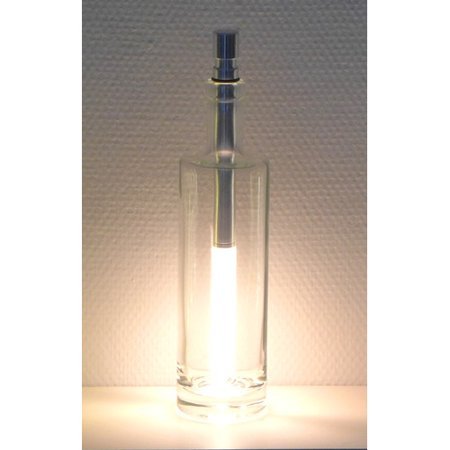 di Potter Bottle Light 10'' Table