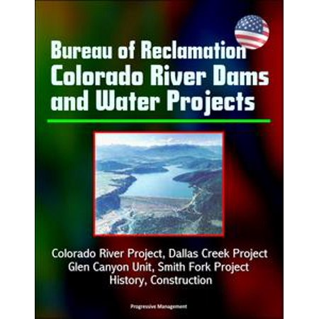 South Fork Dam - Bureau of Reclamation Colorado River Dams and Water Projects: Colorado River Project, Dallas Creek Project, Glen Canyon Unit, Smith Fork Project - History, Construction - eBook