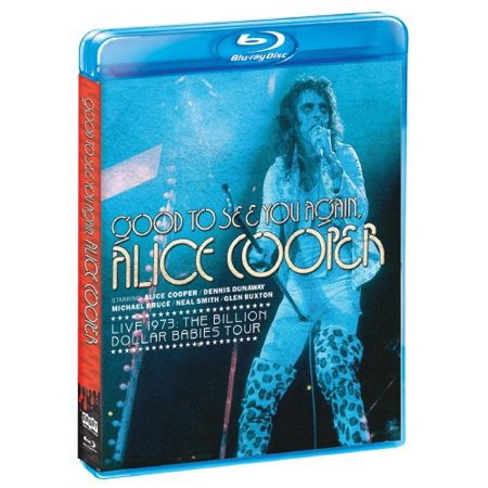 Image of Good to See You Again, Live 1973: Billion Dollar Babies Tour (Blu-ray)