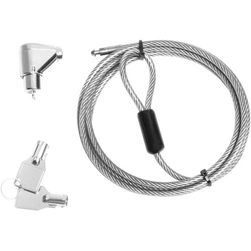 Computer Security Product CSP820478 Csp Laptop Security Cable Lock Accs Master Access 6ft Cable Lock