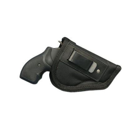Barsony Right Hand Draw Inside the Waistband Gun Holster Size 1 S&W Taurus Colt Charter Arms .22 .38 .357