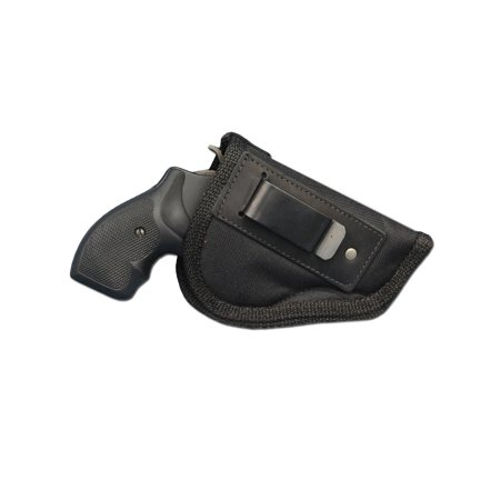 Barsony Right Hand Draw Inside the Waistband Gun Holster Size 2 Charter Arms Rossi Ruger LCR S&W  .22 .38 .357