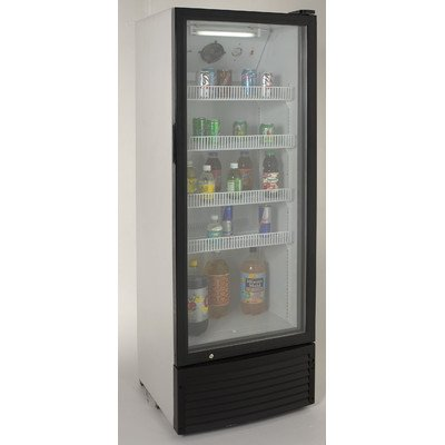 AVANTI BCA280 WHITE BEVERAGE COOLER 9.4 CF COMMERCIAL TYPE ()