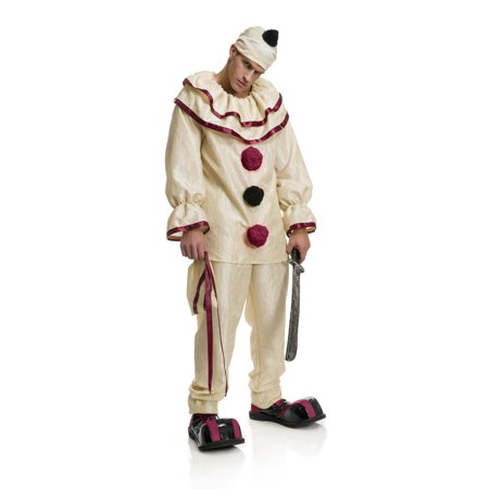 Adult Horror Clown Costume by Charades 03117V