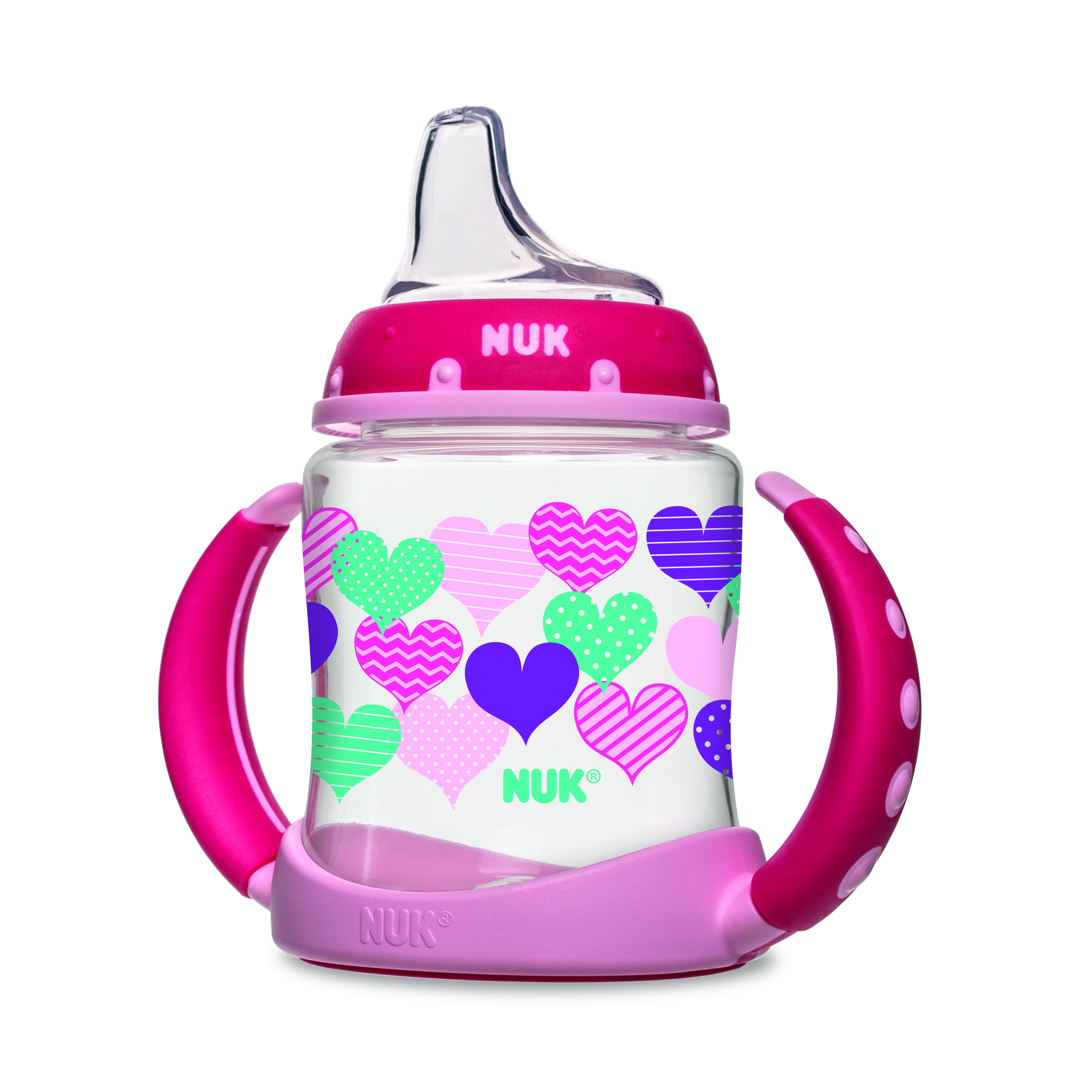 Nuk Learner Cup 6+m, Color May Vary, 1.0 CT