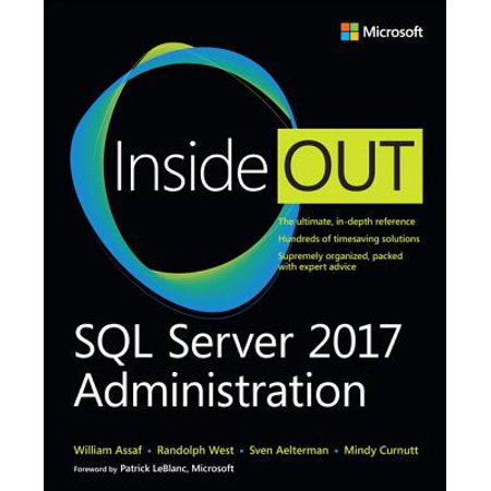 SQL Server 2017 Administration Inside Out (Types Of Functions In Sql Server 2008)