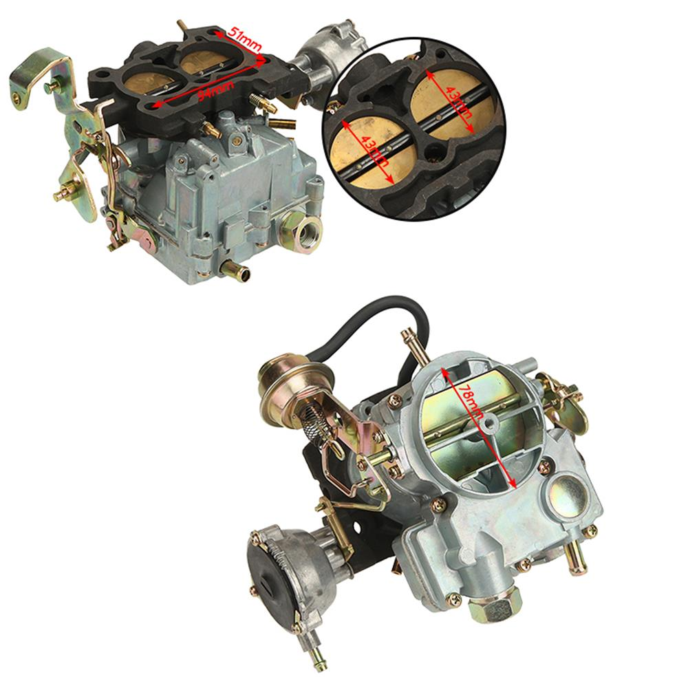 Brand New Carb Carburetor For Chevrolet Engine Models 350//5.7L Zinc Alloy