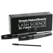 Best 3D Fiber Lashes - Best 3D Fiber Lash Mascara by Simply Naked Review