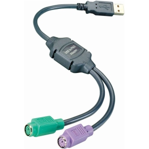 USB TO PS/2 ADAPTER