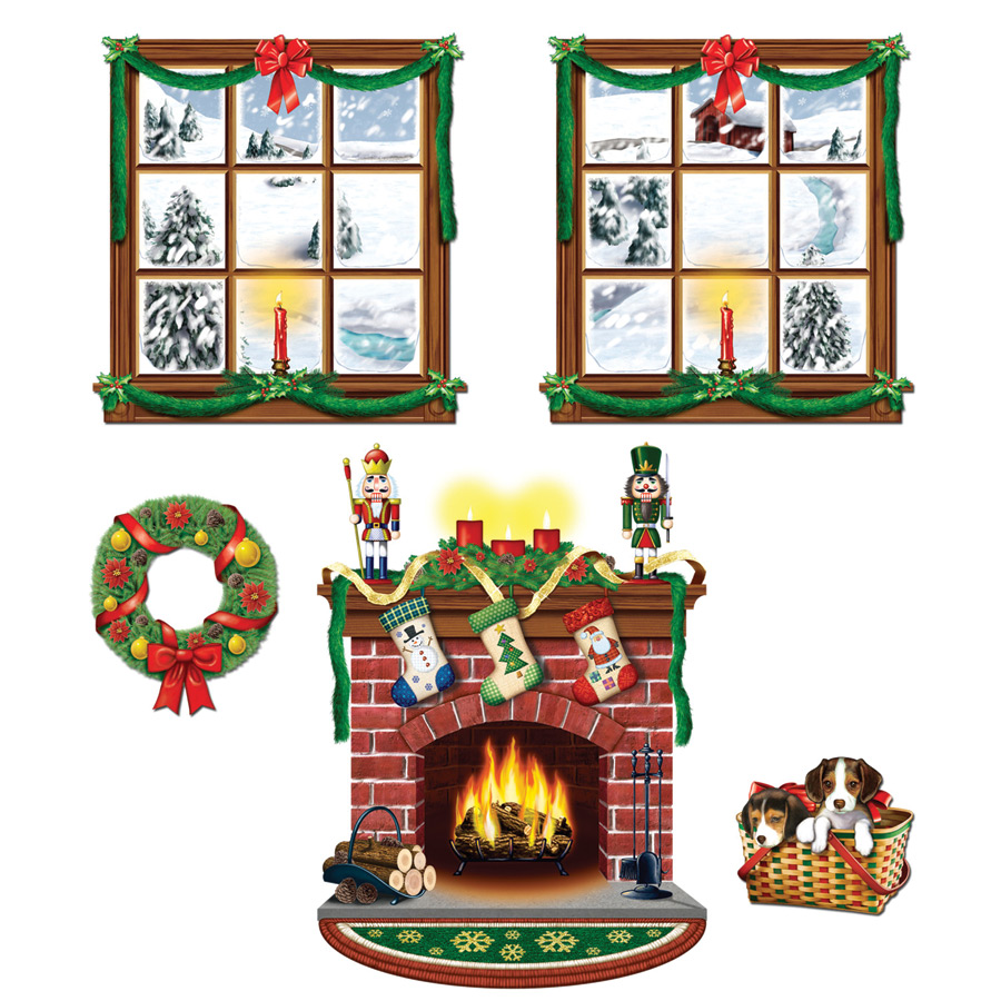 INDOOR CHRISTMAS DECOR PROPS