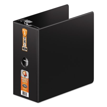 2 D-ring Presentation Binder - Wilson Jones Heavy-Duty D-Ring Binder w/Extra-Durable Hinge, 5