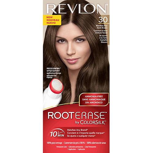 Revlon RootErase By Colorsilk Permanent Hair Color