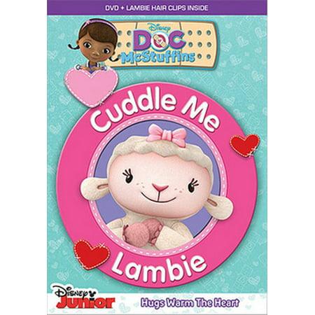 Doc McStuffins: Cuddle Me Lambie (DVD) - Doc Mcstuffin Lambie