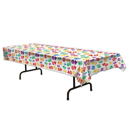 40 Tablecover (Pack of 12) - image 1 of 1