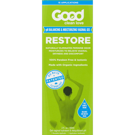 Balance Lubricant (Good Clean Love Restore pH Balancing Moisturizing Vaginal Lubricant Gel - 2)