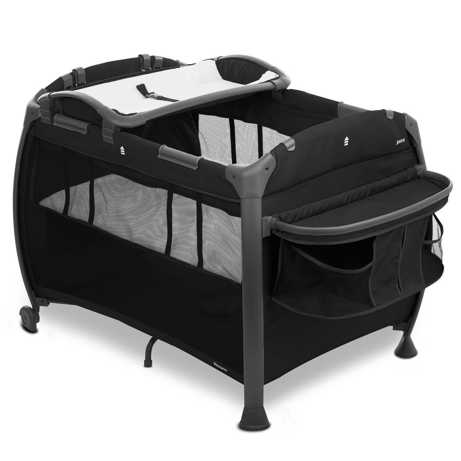Joovy Room Play Pen and Nursery Center Black by Joovy