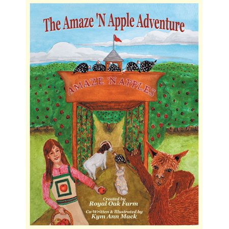 The Amaze 'N Apple Adventure - - Amaze N Marbles