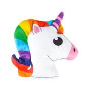 """BlockBuster Costumes Plush Mystical Mythical Rainbow Unicorn Stuffed Animal Toy 5"""""""
