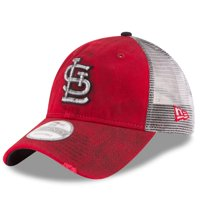 St. Louis Cardinals New Era Team Rustic 9TWENTY Adjustable Hat - Red - OSFA
