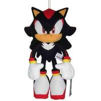 "Sonic The Hedgehog Great Eastern GE-8967 Shadow Plush, 12"""