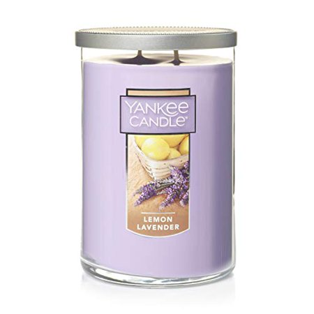 Yankee Candle Lemon Lavender, Large 2-Wick Tumbler
