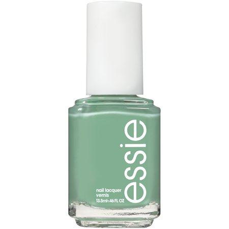 Essie Nail Polish (Greens) Turquoise & Caicos, 0.46 fl oz