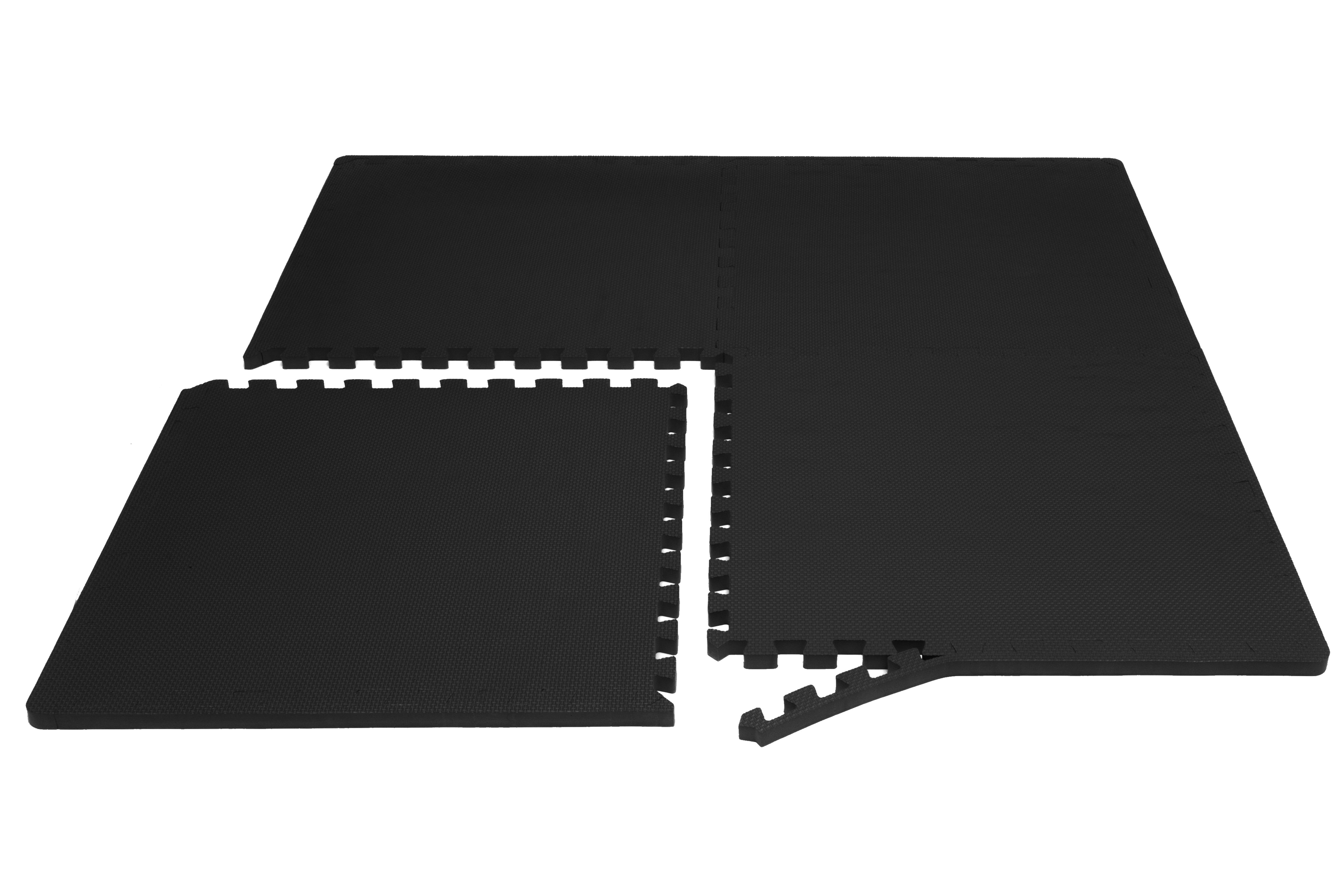 printed wood mats product foam floor interlocking forest thick grain