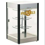 C. CRETORS AND COMPANY E1100 Pretzels Heated Display Case,1 Shelf