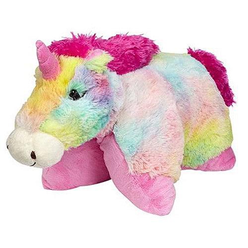 As Seen on TV Pillow Pet Rainbow Unicorn