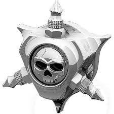 Kuryakyn Zombie Oil Filler Cap Chrome (1052)