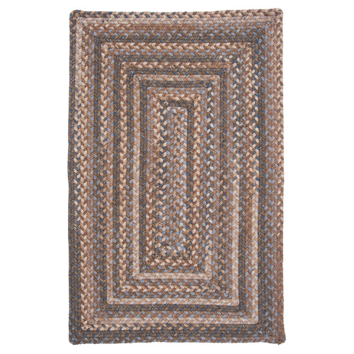 Colonial Mills Gloucester Cashew Brown/Tan Area Rug