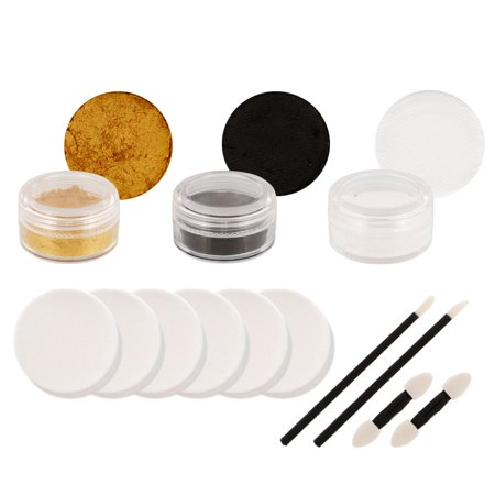 SAINTS Football FACE PAINTING SET Fan Makeup Paint Kit](Body Paint For Football Games)