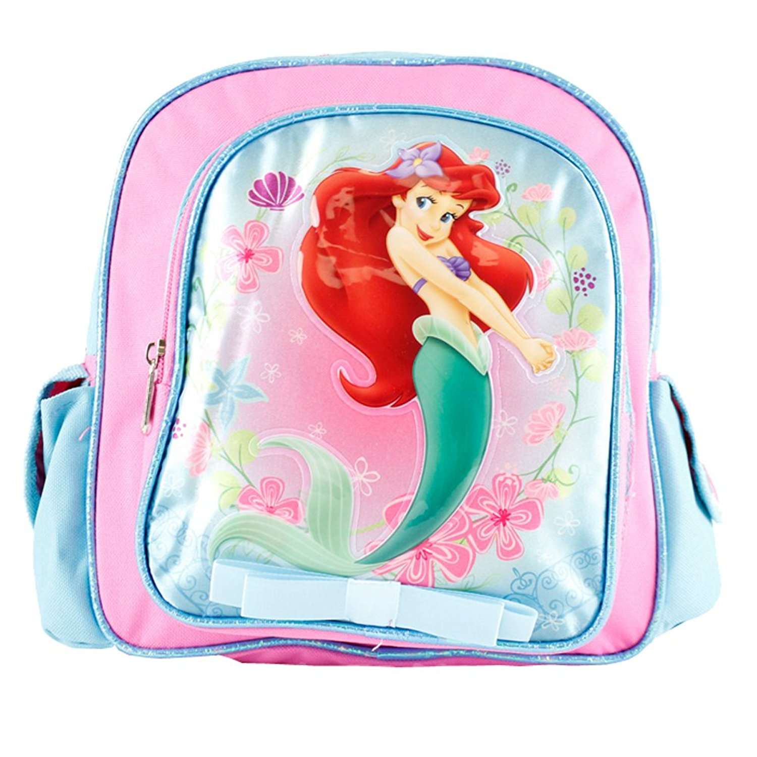 Disney Little Mermaid Mini Backpack - Ariel School Bag by S Shop