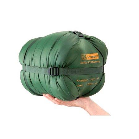 Snugpak 91114 Softie 15 Discovery Mummy Sleeping Bag - Desert Tan (Ar 15 Magpul Desert Tan)