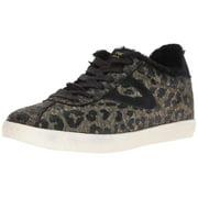 Tretorn Women's Callie4 Sneaker, Gold, Size 5.0