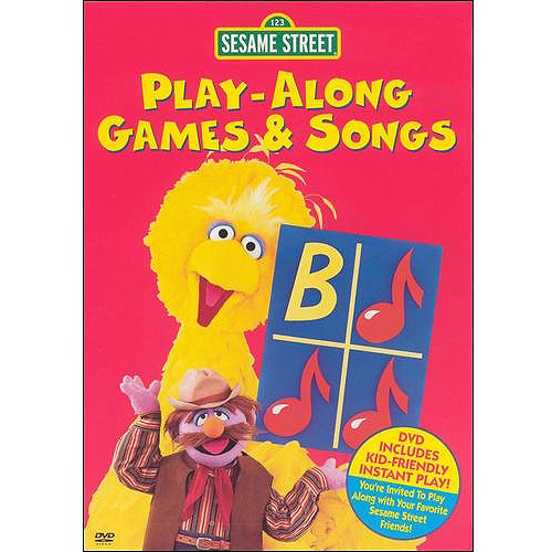 Sesame Street: Play-Along Games And Songs (Full Frame)