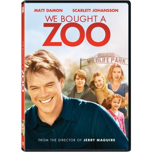 We Bought A Zoo (Widescreen)