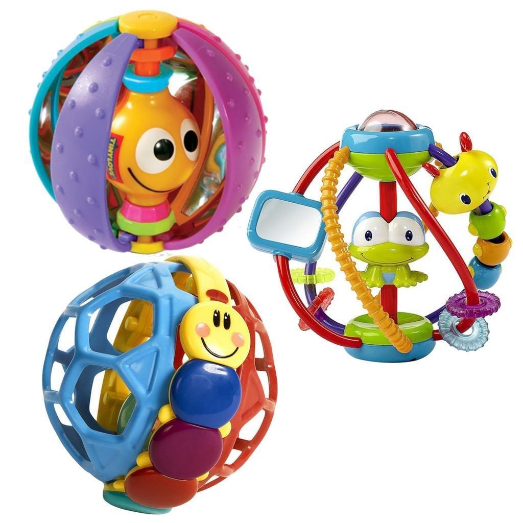 Baby Activity Ball Set