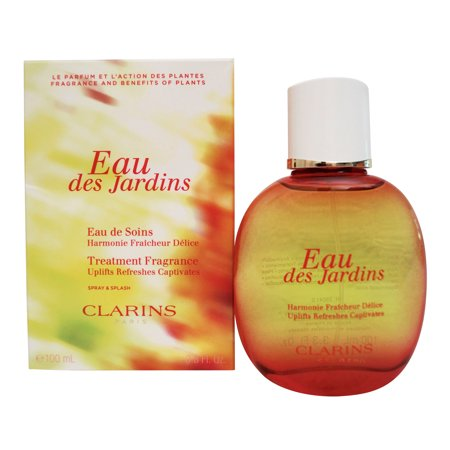 Clarins Eau des Jardins Treatment Fragrance, 3.3 Oz