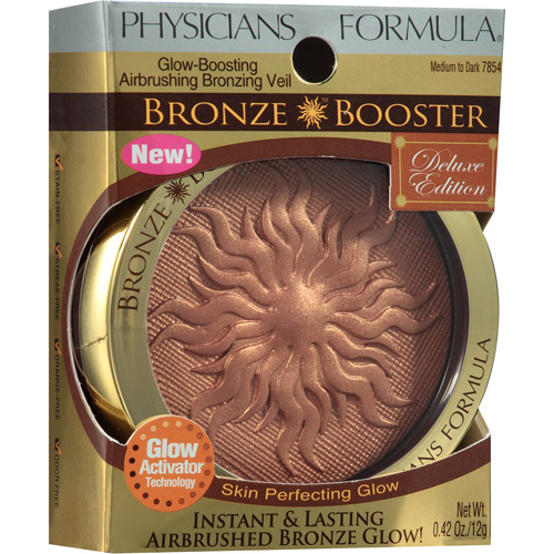 Physicians Formula Deluxe Edition Bronze Booster, 7854 Medium to Dark, 0.42 oz