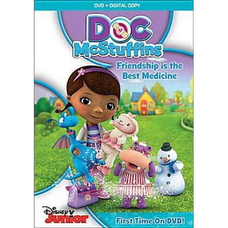 Doc McStuffins Disney Junior: Doc McStuffins: Friendship Is the Best Medicine