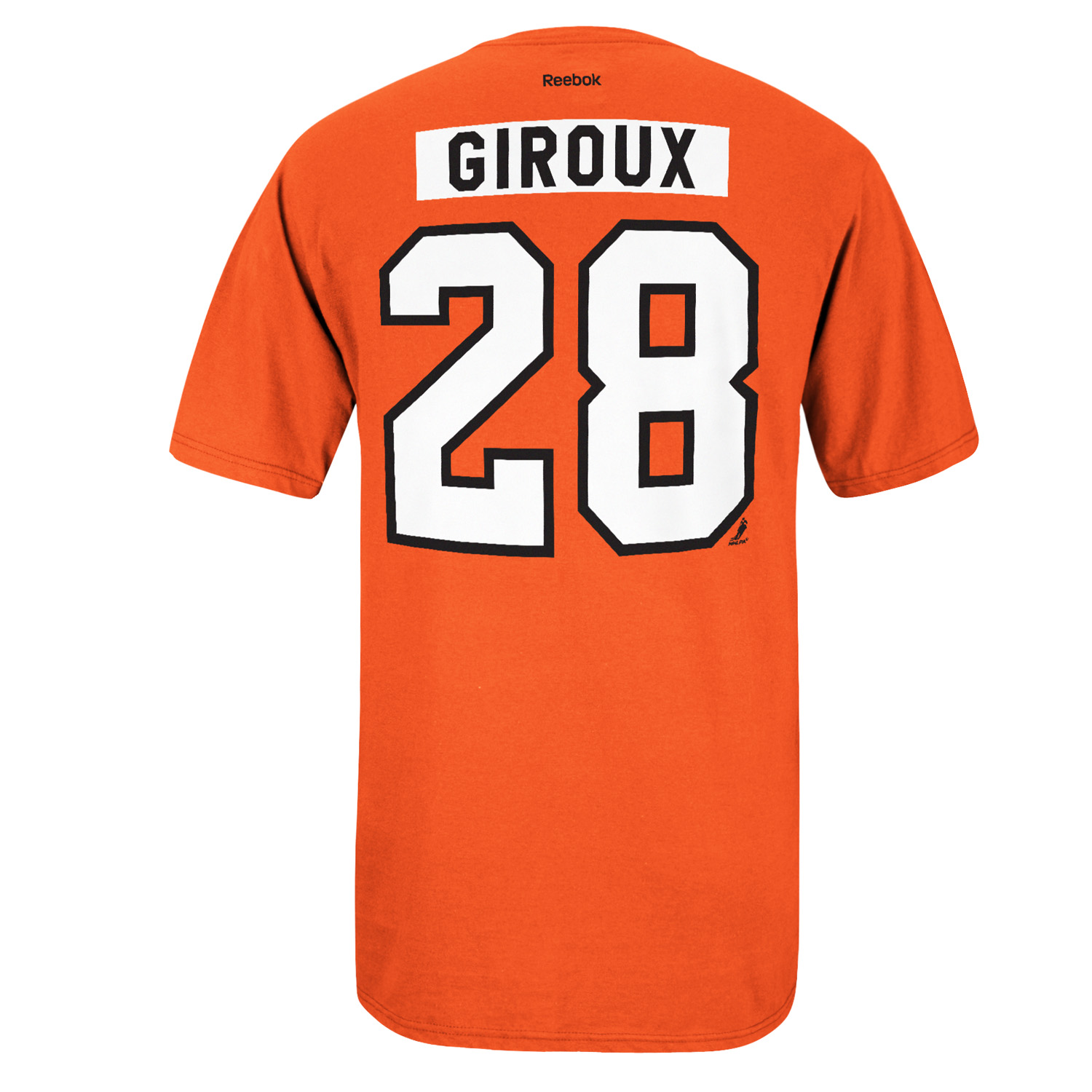 Philadelphia Flyers Claude Giroux Reebok NHL Player T Shirt Men Blue