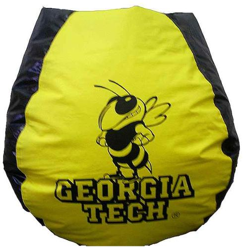 Georgia Tech Yellow Jackets Bean Bag Chair