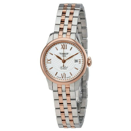 Tissot Women's Le Locle Automatic Lady 25mm Watch T41.2.183.33 (Pepe Le Pew Watch)
