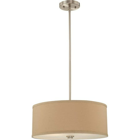 Volume Lighting Calare 2-Light Drum Pendant