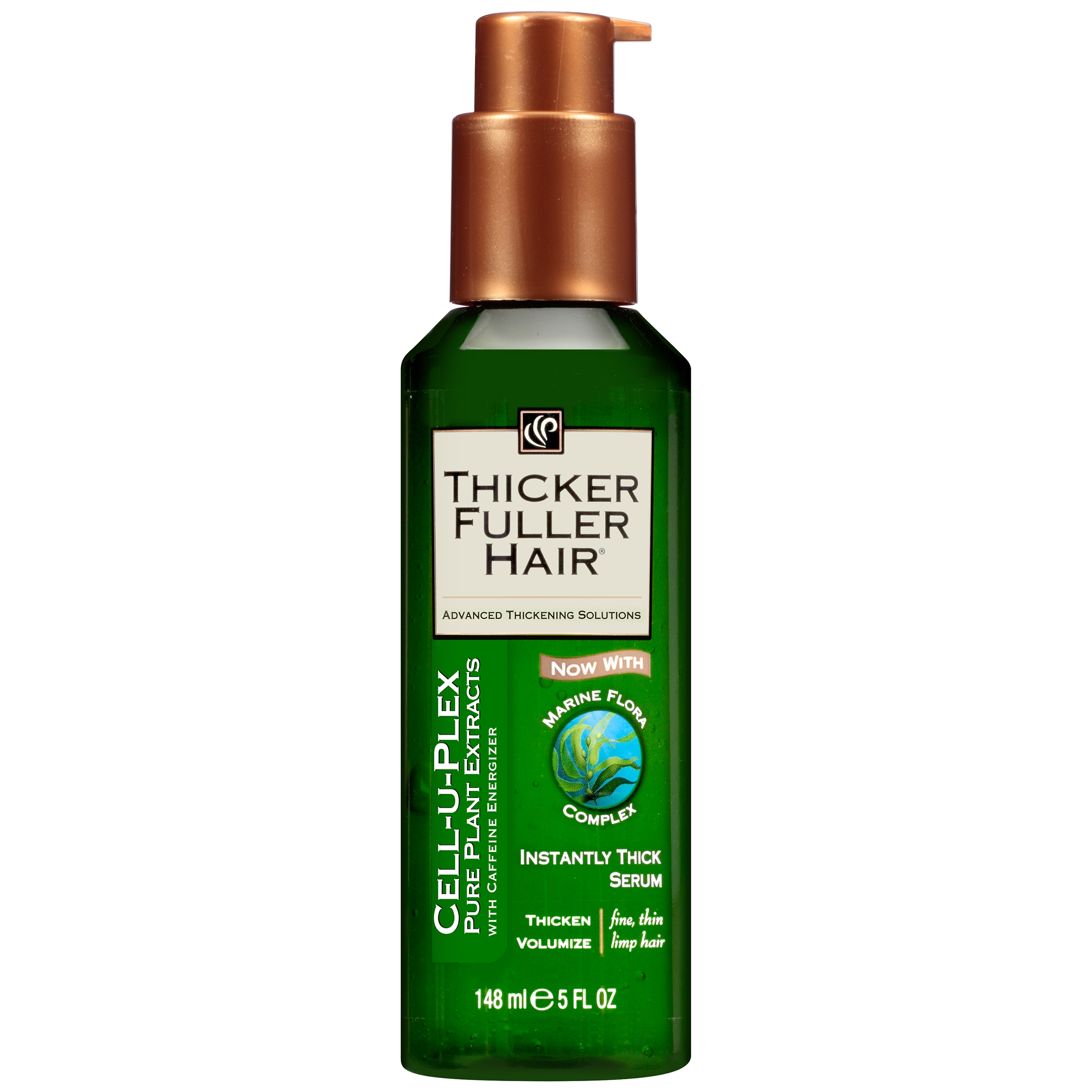 Thicker Fuller Hair Instantly Thick Hair Serum, 5 fl oz