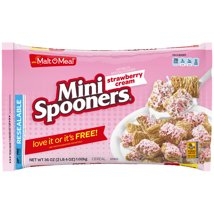 Breakfast Cereal: Mini Spooners